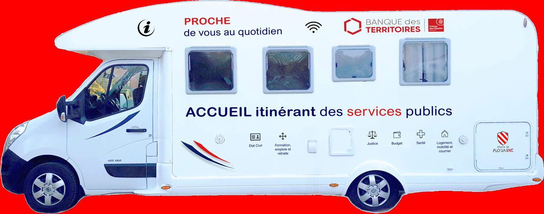 FRANCE SERVICES Itinérant